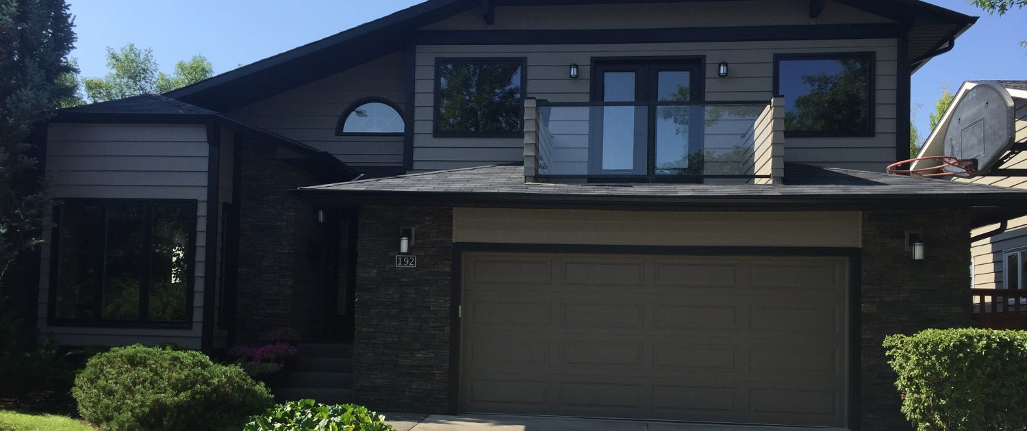 First class renovations calgary home renovations Exterior home renovations calgary